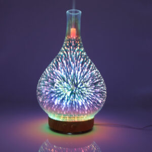 3D Fireworks Essential Oil Diffuser