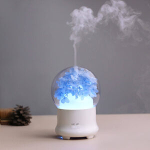 Flower Aromatherapy Oil Diffuser