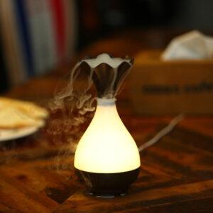 lower vase hostel trim home essential oil spray humidifier