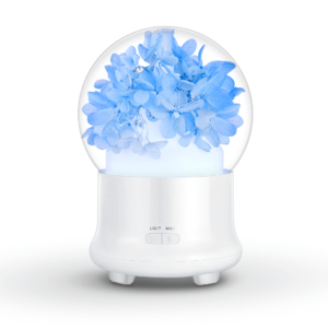 Glass Orchid Essential Oil Diffuser