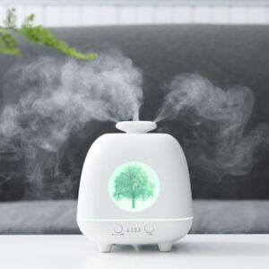 Green Tree Essential Oil Diffuser