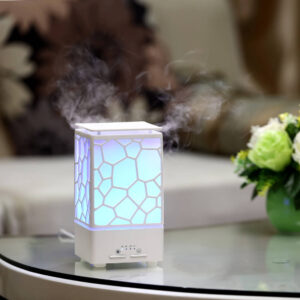 Shattered Cube Essential Oil Diffuser