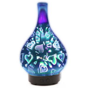 Colorful Fireworks Scented Oil Diffuser