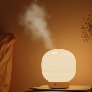Glowing Orb Essential Oil Diffuser