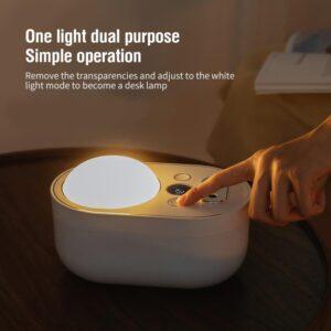 Night Light Essential Oil Diffuser