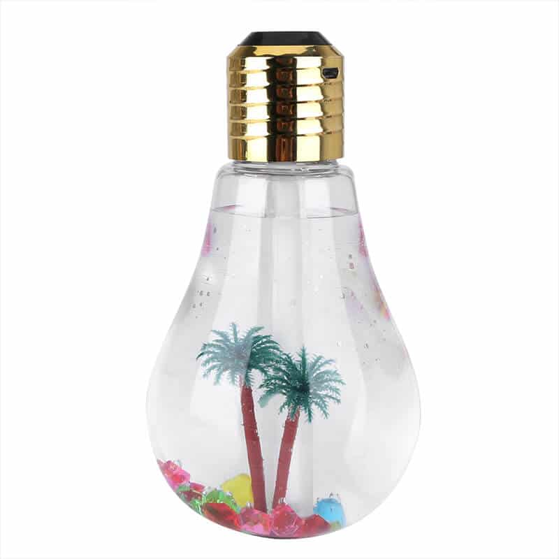 Palm Tree Bulb Oil Diffuser