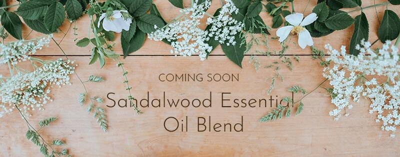 sandalwood _essential oil blend banner